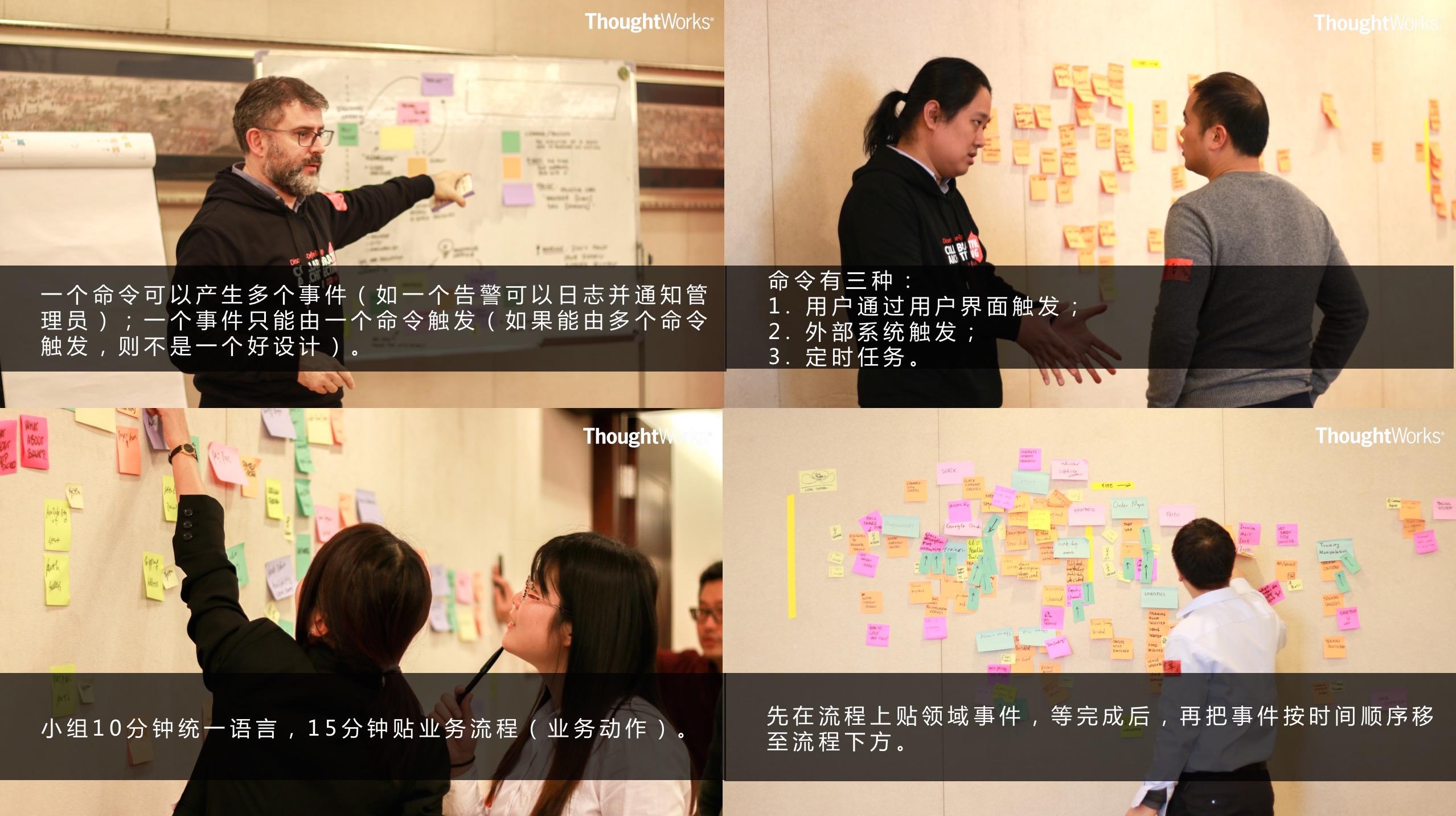 微服务时代的领域驱动设计——实战工作坊(广州站)